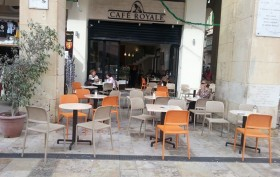 Cafe Royal – Valletta